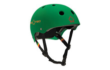 ProTec The Classic Helm matte rasta green